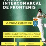 TORNEO INTERCOMARCAL DE FRONTENIS
