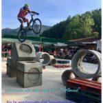 BIKE TRAIL – Exhibición sábado 18 en el montecico