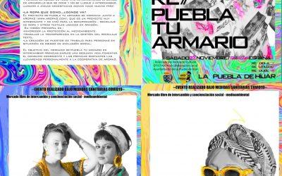 Domingo 29 noviembre – RE/Puebla tu armario