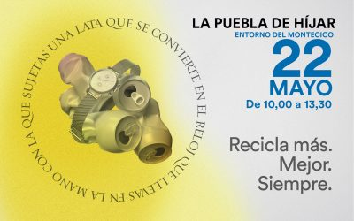 22 MAYO – Jornada de Reciclaje en EL MONTECICO