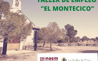 INSCRIPCIONES TALLER DE EMPLEO  «El Montecico»